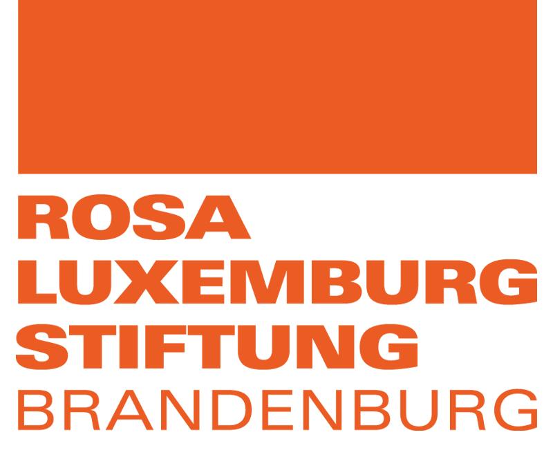Unterstützt durch die Rosa-Luxemburg-Stiftung Brandenburg e.V.